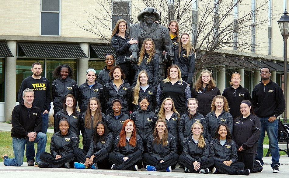 2017 Women S Outdoor Track And Field Roster Millersville